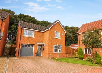 Thumbnail 3 bed detached house for sale in Jackson Close, Seaton Delaval, Whitley Bay