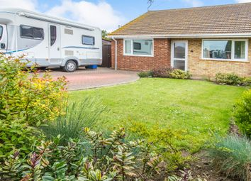 Thumbnail 3 bed semi-detached bungalow for sale in Kilbourn Road, Lowestoft