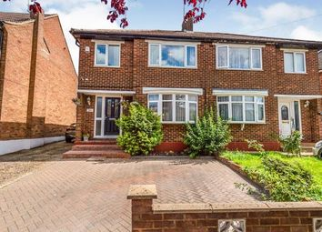 Thumbnail 3 bed semi-detached house for sale in Pennine Avenue, Luton, Bedfordshire, Na
