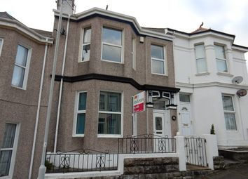 Thumbnail 3 bed terraced house for sale in Cecil Avenue, St Judes, Plymouth
