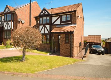 Thumbnail 3 bed detached house for sale in Bishopdale Court, Ridgeway Heights, Mosborough, Sheffield