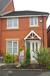 Thumbnail 3 bed end terrace house to rent in Kirkland Close, Blackburn