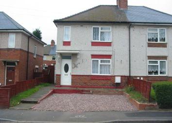 Thumbnail 3 bedroom semi-detached house to rent in Meadow Walk, Cradley Heath, West Midlands