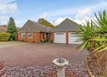 Thumbnail 4 bed detached bungalow for sale in Grove End Road, Farnham