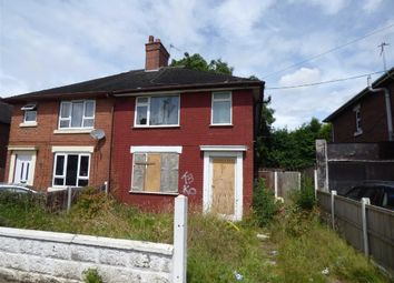 Thumbnail 3 bed semi-detached house for sale in Oakwood Road, Blurton, Stoke-On-Trent