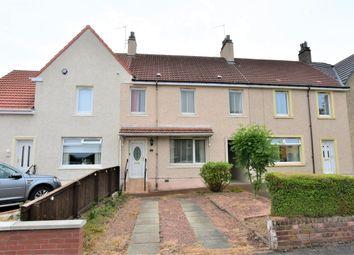 Thumbnail 3 bedroom terraced house for sale in Glenmore Avenue, Bellshill