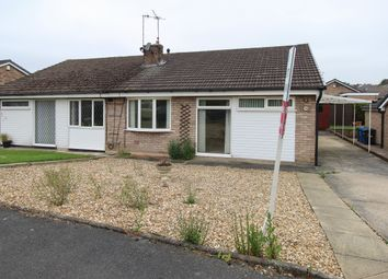 2 bed semi-detached bungalow for sale in Riber Close, Inkersall, Chesterfield S43
