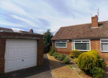 Thumbnail 2 bedroom bungalow for sale in Dorset Close, Middlesbrough