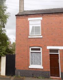 Thumbnail 2 bed end terrace house for sale in Westwood Grove, Leek, Staffordshire