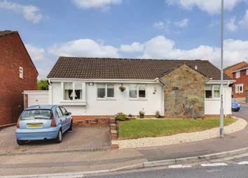Thumbnail 3 bed detached bungalow for sale in Cwm-Cwddy Drive, Bassaleg, Newport