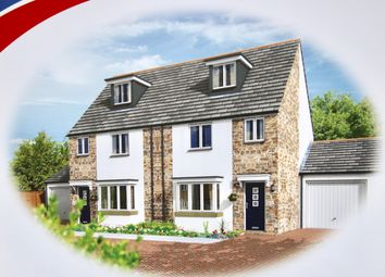 Thumbnail 3 bedroom town house for sale in Hill Hay Close, Fowey