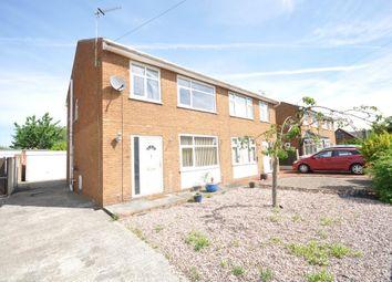 Thumbnail 3 bed semi-detached house for sale in Lodge Close, Freckleton, Preston, Lancashire