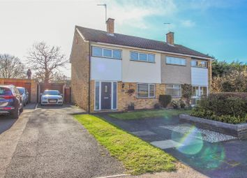 Thumbnail 3 bed terraced house for sale in Finchmoor, Harlow