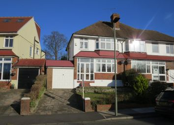Thumbnail 3 bed semi-detached house for sale in Cloonmore Avenue, Orpington, Kent