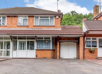 Thumbnail 3 bed semi-detached house for sale in Baptist End Road, Dudley
