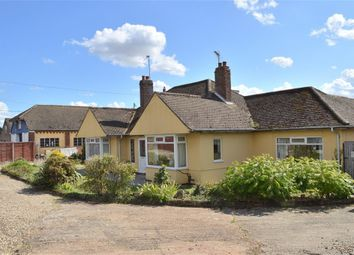 Thumbnail 4 bed detached bungalow for sale in Tuns Road, Necton, Swaffham