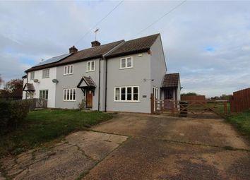 Thumbnail 5 bedroom semi-detached house to rent in Golden Lane, Radwinter, Saffron Walden, Essex
