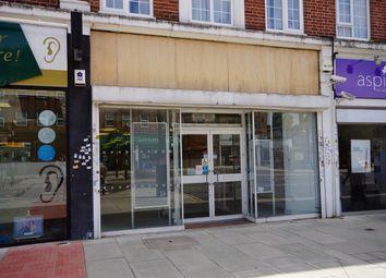 Field End Road, Pinner HA5. Retail premises to let