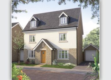 "Thumbnail 5 bed detached house for sale in ""The Chaucer"" at Trelowen Drive, Penryn"