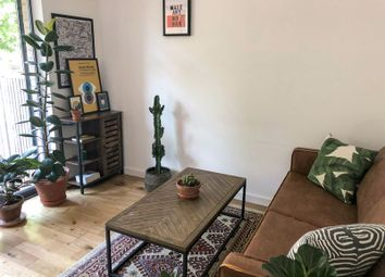 Thumbnail 1 bed flat for sale in Rich Street, London