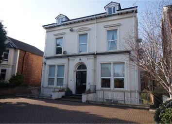Thumbnail 1 bed flat for sale in 17 Knowsley Road, Southport
