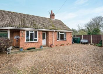 Thumbnail 2 bed bungalow for sale in Swainsthorpe, Norwich, Norfolk