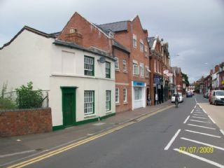 Thumbnail 1 bedroom flat to rent in St. Johns, Worcester