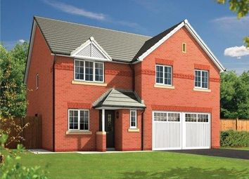 Thumbnail 5 bed detached house for sale in Lawton Green, Alsager