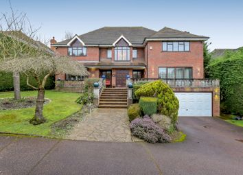 Thumbnail 5 bed detached house for sale in Russell Close, Northwood