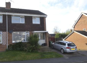 Thumbnail 3 bed semi-detached house to rent in Wychwood Close, Bishops Tachbrook