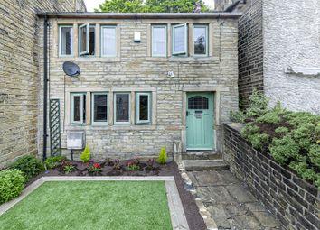 Thumbnail 1 bedroom terraced house for sale in Longwood Gate, Longwood, Huddersfield