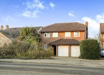 Thumbnail 4 bedroom detached house for sale in Waterbeach, Cambridge, Cambridgeshire