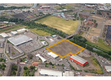 Thumbnail Land for sale in 5-21, Dalmarnock Road, Rutherglen, Glasgow, Scotland