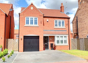Thumbnail 4 bed detached house for sale in Stable Way, Kingswood, Hull, East Yorkshire