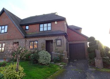 Thumbnail 2 bed semi-detached house to rent in Court Meadow, Rotherfield, Crowborough