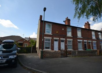 Thumbnail 2 bed end terrace house to rent in Ealing Avenue, Bulwell, Nottingham