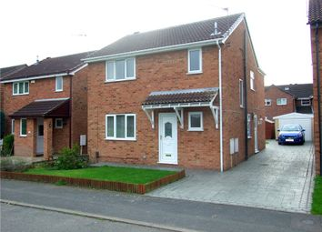 Thumbnail 4 bedroom detached house for sale in Hobkirk Drive, Sinfin, Derby