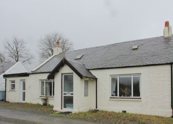 Thumbnail 1 bed bungalow for sale in Lowther View, Leadhills, Biggar