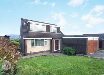 Thumbnail 3 bed detached house for sale in Milverton Close, Lostock, Bolton