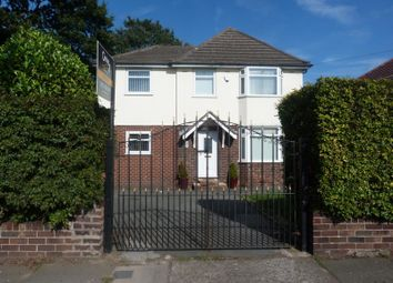 Thumbnail 4 bed detached house for sale in Hillfoot Avenue, Liverpool