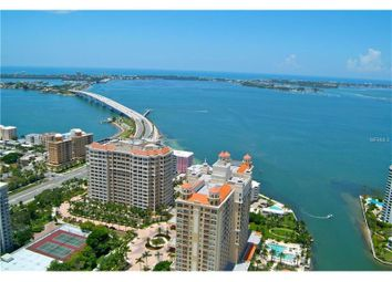 Thumbnail 3 bed town house for sale in 35 Watergate Dr #1206, Sarasota, Florida, 34236, United States Of America