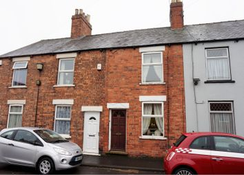 Thumbnail 2 bed terraced house for sale in Cross Street, Newark