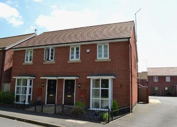 Thumbnail 1 bed flat for sale in Narrowboat Lane, Hunsbury Meadows, Northampton