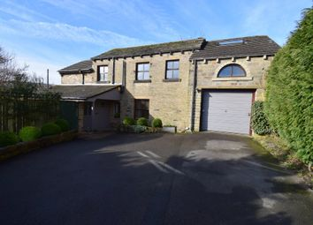 4 bed detached house for sale in Birmingham Lane, Meltham, Holmfirth HD9