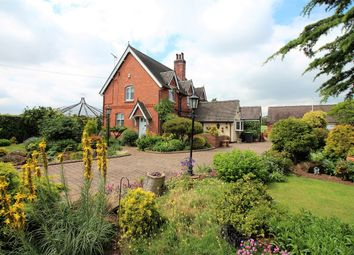 Thumbnail 3 bed detached house for sale in Watnall, Nottingham