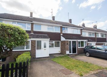 Thumbnail 3 bed terraced house for sale in Well Green Close, Saffron Walden