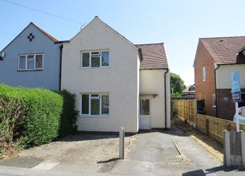 Thumbnail 3 bed semi-detached house for sale in Flint Street, Allenton, Derby