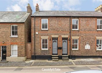 Thumbnail 2 bed end terrace house to rent in Sopwell Lane, St Albans, Hertfordshire