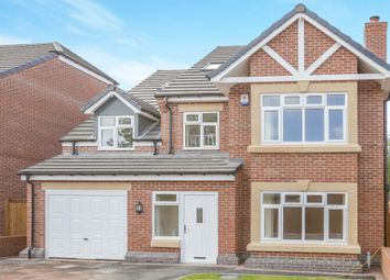 Thumbnail 5 bed detached house for sale in Stokes Gardens, Newbridge, Wolverhampton