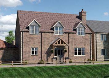 Thumbnail 4 bed detached house for sale in Plot 25 Saint Germaine Way, Scothern, Lincoln